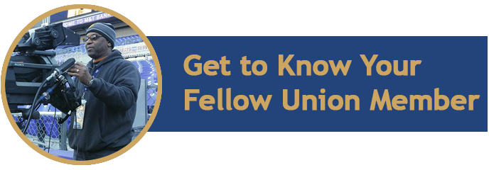 GET TO KNOW YOUR FELLOW UNION MEMBER